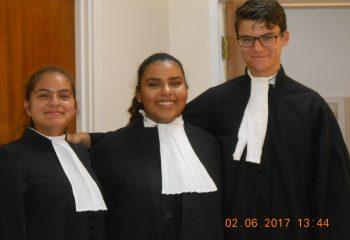Alejandra, Destiny and Alec