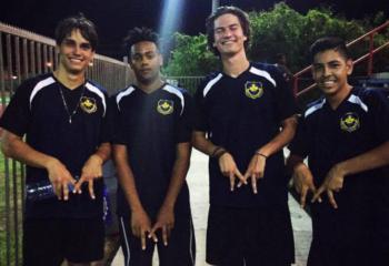 CIA Boys Soccer