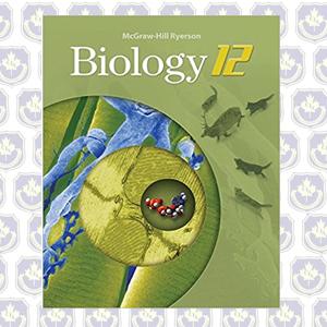 SBI4U - Biology 12U Textbook