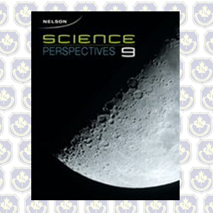 SNC1D/1P - Science Perspective 9 Textbook with PDF