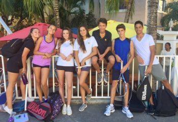 CIA Tennis Team