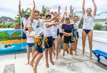 High School Swim Meet 2018