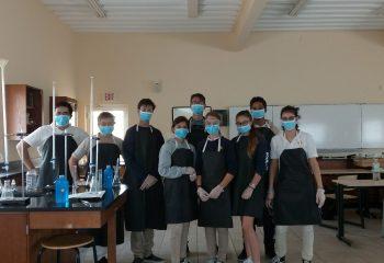 Grade 11 Titration Experiments